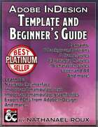 InDesign Templates and Beginner's Guide