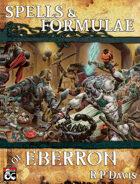 Spells & Formulae of Eberron