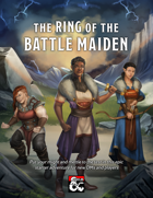 The Ring of the Battle Maiden