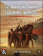 Martial Arms Training Manual (Fantasy Grounds)