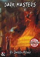 Dark Masters - A 5th Edition Warlock Patron Collection
