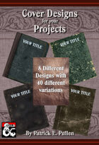 Cover Designs Set 1