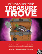Dungeon Dudes' Treasure Trove