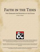 Faiths in the Tides