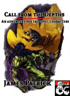 Call From the Depths - Adventure