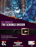 CCC-DRUID-01 The Scourge Unseen