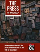 The Press of Waterdeep