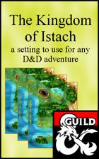Kingdom of Istach - MAPS