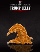 Ochre Jelly Paper Miniature