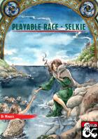 Playable Race - Selkie