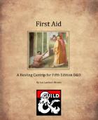 First Aid (Cantrip)