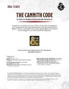 DDAL-ELW03 The Cannith Code