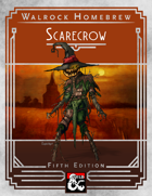 {WH} Scarecrows, a character race of wicker, thatch, and darkest magic!