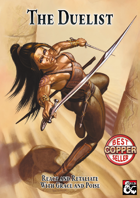 The Duelist - A 5th Edition Class