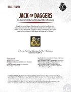 DDAL-ELW04 Jack of Daggers