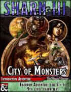 Sharn III, City of Monsters