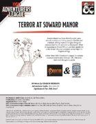 CCC-CIC-10 Terror at Soward Manor