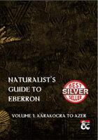 Naturalist's Guide to Eberron - Volume One