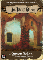 Adventure: The Tower Golem