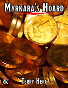 Myrkara's Hoard - Adventure for level 8