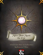 More than Meets the Eye - Ravnica one-shot