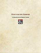 Adventure-Hunt for the Gobbler