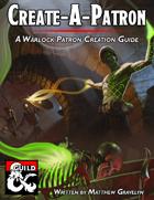 Create-A-Patron: A Warlock Patron Creation Guide