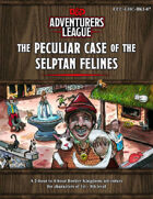 CCC-GHC-BK1-07 The Peculiar Case of the Selptan Felines