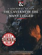 Undermountain: The Caverns of the Many-Legged