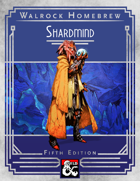 {WH} Shardminds! A psionic race of crystal constructs