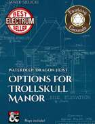 Options for Trollskull Manor (Fantasy Grounds)