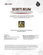 Secrets Below