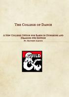 Bard College: College of Dance (5e)