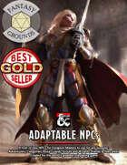 Adaptable NPCs (Fantasy Grounds)