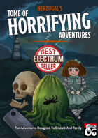 Nerzugal's Tome of Horrifying Adventures
