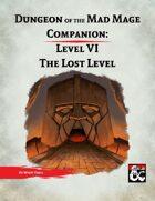 DotMM Companion 6: The Lost Level