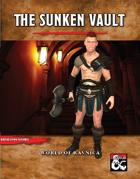Ravnica - The Sunken Vault - Adventure