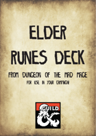Elder Runes of Dungeon of the Mad Mage