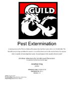 HH-DJS01-01 Pest Extermination