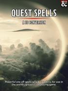 Quest Spells - 5e Conversion