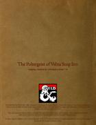 The Poltergeist of Velna Stop Inn