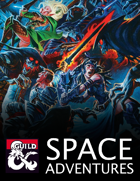 Space Adventures (5e Rules)