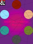 Demi-Elemental Races (5e)