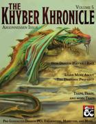 Khyber Khronicle Volume #05