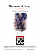 Bloodsworn of Cormyr