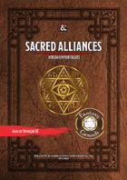 Sacred Alliances for Fantasy Grounds — Português