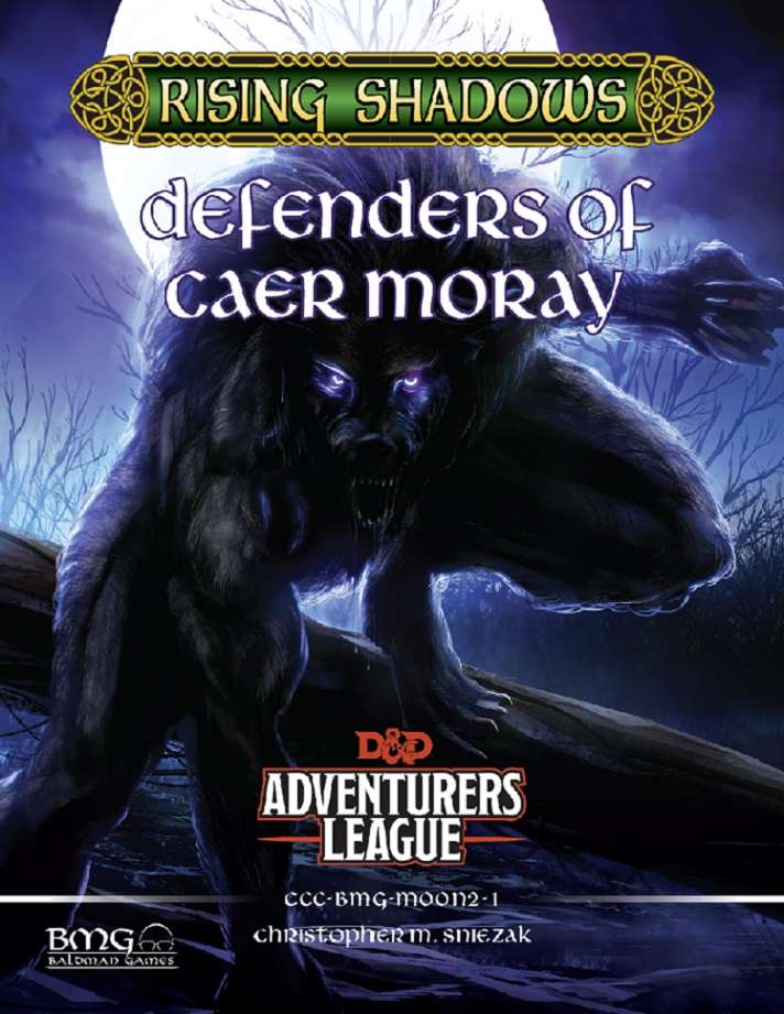 CCC-BMG-MOON2-1 Defenders of Caer Moray