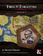 AE01-01 Fired & Forgotten by Imogen Gingell