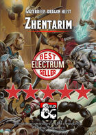 Zhentarim - faction missions and DM's resources for Waterdeep: Dragon Heist