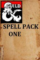 Spells Pack One